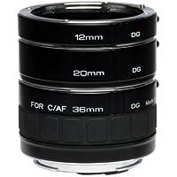 Kenko Tubo di Prolunga DG Set per Nikon AF, (Kenko Auto Tubo Di Prolunga)