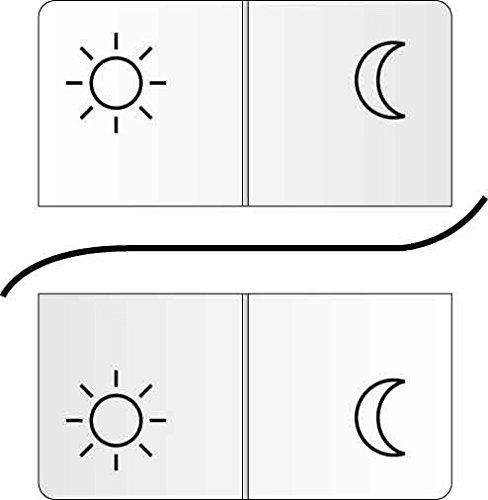 Elso, 776900, Toccare tampografia Sole Luna 3/4 perlweiß usato  Spedito ovunque in Italia