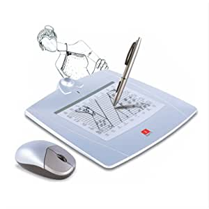 "iBall 5.5""/ 4"" Tablet with cordless Mouse and Pen"