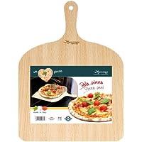PALA PIZZA IN LEGNO DI BETULLA - Natural Beechwood Pizza Paddle/Peel