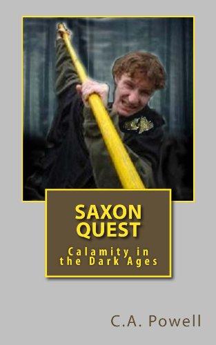 ebook: Saxon Quest (B00CH0N4LS)