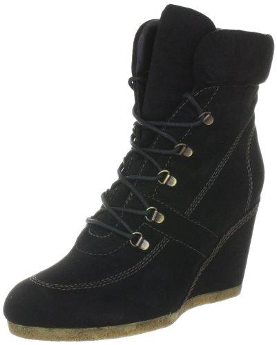 Geox Donna Ayana Stivali D24T3R00021C9999, Boots femme Noir-TR-I1-32