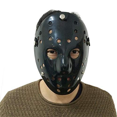 3Ciker unheimlich Halloween-Maske Für Halloween-Party Ereignisse Halloween Kostüm Anonyme Versammlungen Rave Für Mädchen Kinder Erwachsene Frauen (Rave Mädchen Kostüm)
