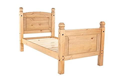 Core Products CR300 High End Bedstead, 3-Inch, Antique Wax
