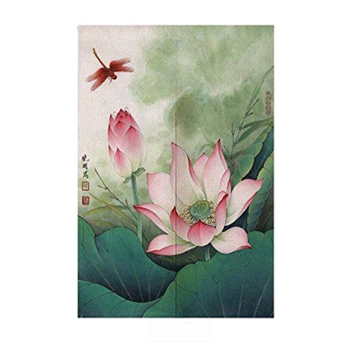 Traditionelle Chinesische Stil Tür Japanische Noren Vorhang Schlafzimmer Vorhang, # 14 (Chinesische Tür-vorhang)