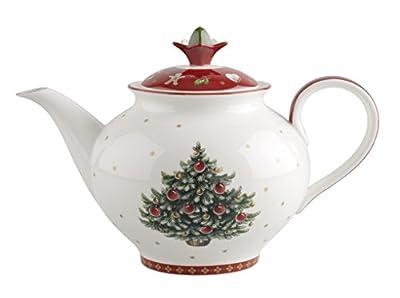 Villeroy & Boch 1485850560 Toy's Delight Théière avec couvercle Porcelaine 20 x 18 cm