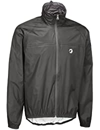 Tenn-Outdoors Women's Lightweight Compact Waterproof Cycling Jacket