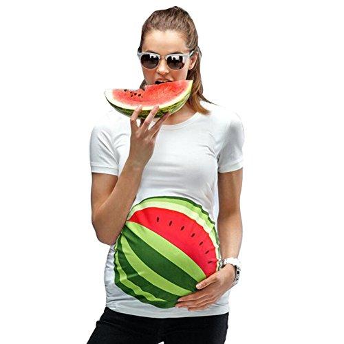 highdas-frauen-mutterschaft-t-shirt-schwangerschaft-top-big-watermelon-print-m