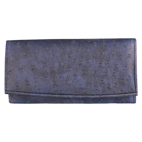 Mango People Navy Color Clutch  available at amazon for Rs.118