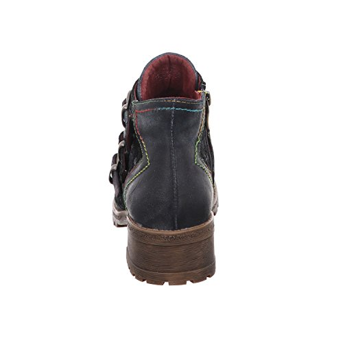 Laura Vita Damen Corail 03 Stiefel Blau (Jeans)