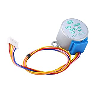 28BYJ-48 12v 4 Phase 5 Wires Small Reduction Stepper Motor for Arduino DIY Project