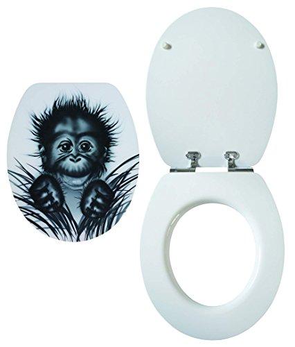TrendLine WC-Sitz Äffchen