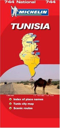 Tunisia 2007 par (Carte - Jul 1, 2007)