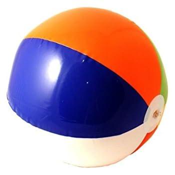 Ballon Gonflable Ballon de Plage 40 cm Beach Ball Plage Jouet Balle de Piscine Jouet Pour L'Eau