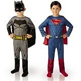 Warner-i-620433s-Costumi per Travestimento, Set Batman V Superman-l'Alba della Giustizia