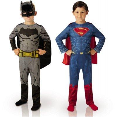 Kostümen für Kinder: Batman und Superman - Dawn of Justice (Superman Anzug Für Kinder)