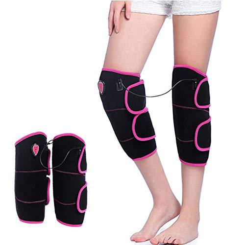 WARM Knie-Heizungswrap, Knie-Unterstützung für Arthritis, asiatisches Wormwood beheizt und Magnetwärme Kniescheibe Thermotherapie für Schmerzlinderung, 2PC für Frauen -