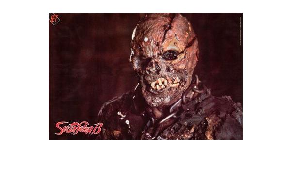 Amazon De Freitag Der 13 Jason Maske Vorhees Ohne Poster Unbekannter 17 X 11