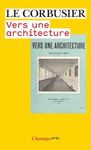 Vers une architecture par Le Corbusier