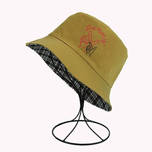 HUOLIMAO Mode Sonnencreme Männer Frauen Eimer Hut Hochwertige Baumwolle Einfache Kappen Einfarbig Fischer Panama Hüte Zwei Seiten Tragen Können -