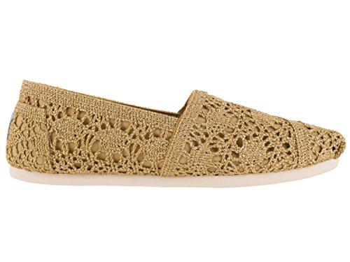 Seasonal Classics - Gold Crochet Metallic Gold Crochet Metallic