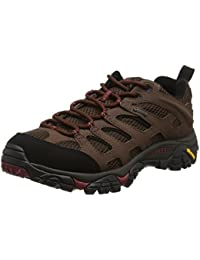 Merrell Men's Moab Gore-TEX Low Rise Hiking Shoes