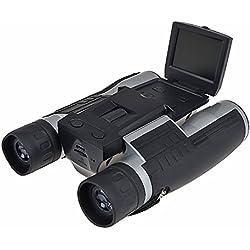 """SeeSii 2"""" TFT Pantalla FS608 FHD 1080P Vídeo DVR Registro 12X32 Telescopio Digital Cámara prismáticos Binocular Monocular HD Digital Vídeo Con un Regalo (FS608)"""