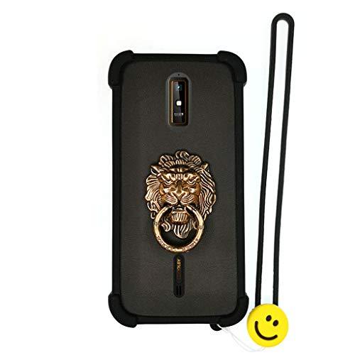 Hülle für Hisense Hs-G610m hülle Silikon Grenze + PC hart backplane Schutzhülle Case Cover SHI