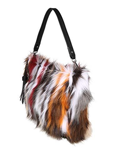 SURI FREY Damen Beutel Tasche No.2 Sandy grau - -