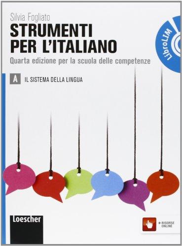 Strumenti per l'italiano. Per le Scuole superiori. Con espansione online: 1