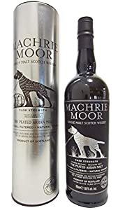Arran - Machrie Moore Peated Cask Strength 4th Edition - Whisky by Arran