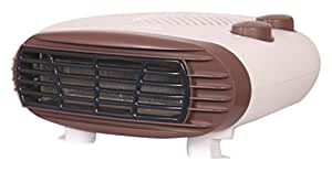 Orpat OEH-1260 2000-Watt Fan Heater (Brown)