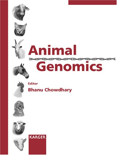 Animal Genomics: Reprint of Cytogenetic and Genome Research 2003 PDF Books