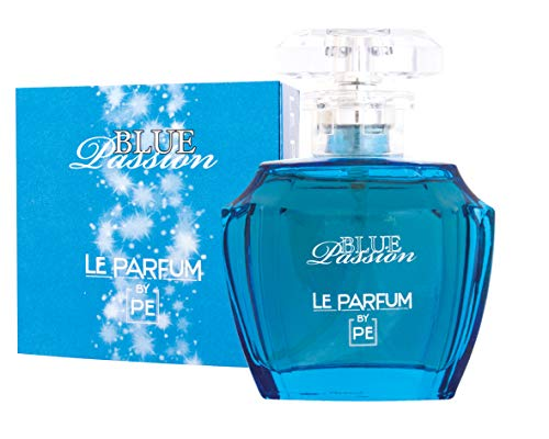 LE PARFUM DE FRANCE Blue Passion Eau de Toilette Femme 100 ml