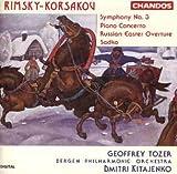 Symphony No. 3 / Piano Concerto / Russian Easter Overture / Sadko
