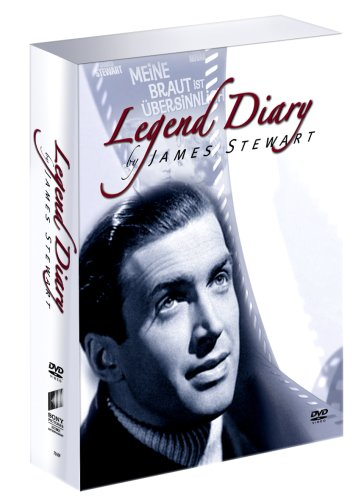 Bild von Legend Diary by James Stewart (6 DVDs)