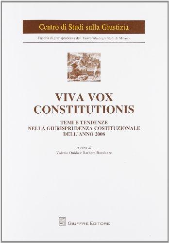 viva-vox-constitutionis-temi-e-tendenze-nella-giurisprudenza-costituzionale-dellanno-2008-univmilano