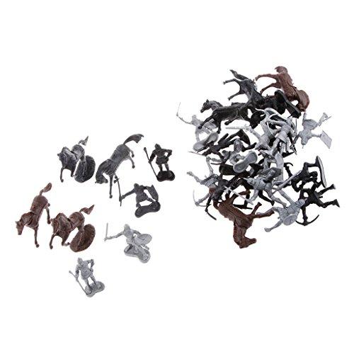 Sharplace Armee Spielzeug Antike Militär Soldaten Figuren Modell Kinder Geschenke (Soldaten Antike Spielzeug)