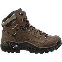 Lowa Men's Renegade GTX Mid High Rise Hiking Boots, Brown, 5