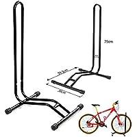 Range-vélo WSS à fixer au sol pour vélo, VTT, sol de parking, garage, étagère de rangement