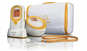 Philips Baby Care SCD489 Deluxe DECT Baby Monitor