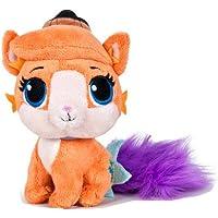 Disney - Peluche Mascotas Palace Pets - Treasure 15 cm (gato naranja)