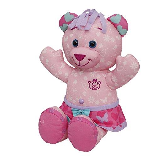 Peluche doodle bear orso tatu giochi preziosi gpz05961 - colore rosa