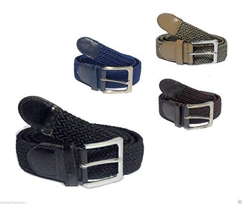 cintura-uomo-donna-intrecciata-elastica-belt-jeans-senza-buchi-moda