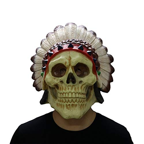 YXXHM- Taro Mask Halloween Horror Scary Celebrity Crafts Requisiten Performance Supplies Film und Fernsehen