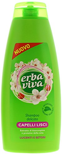 Erbaviva Shampoo Lisci Ml.500