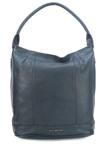 FREDsBRUDER Tasche - Flaps Hobo - Dark Navy (Handtasche Hobo Flap)