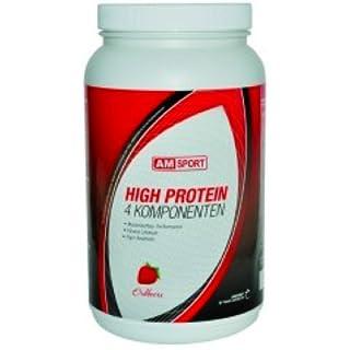 AM Sport Protein Formula Pro 600g - Erdbeere