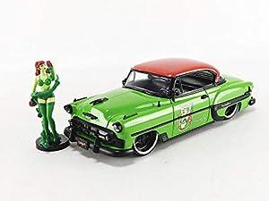 Jada Toys Coche de ferrocarril de Collection, 30455Gr, Verde