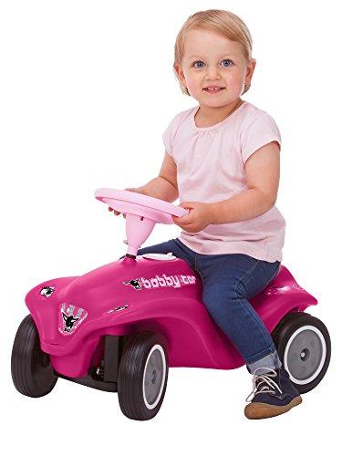 BIG Spielwarenfabrik 800056164 -New-Bobby-Car Rockstar Girl - 2
